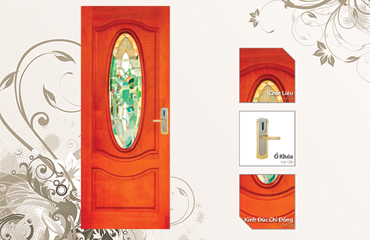 Versace door is luxuried with a 3-layer copper core motifs will be very suitable for the front door of the Villa