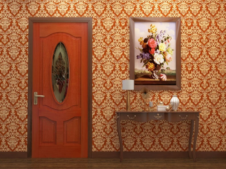 cửa gỗ thời trang, cửa gỗ nhập khẩu,cửa gỗ tự nhiên