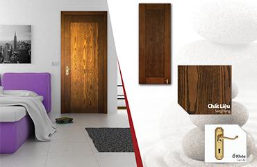 Của gỗ bền đẹp, của gỗ thời trang, của gỗ tự nhiên